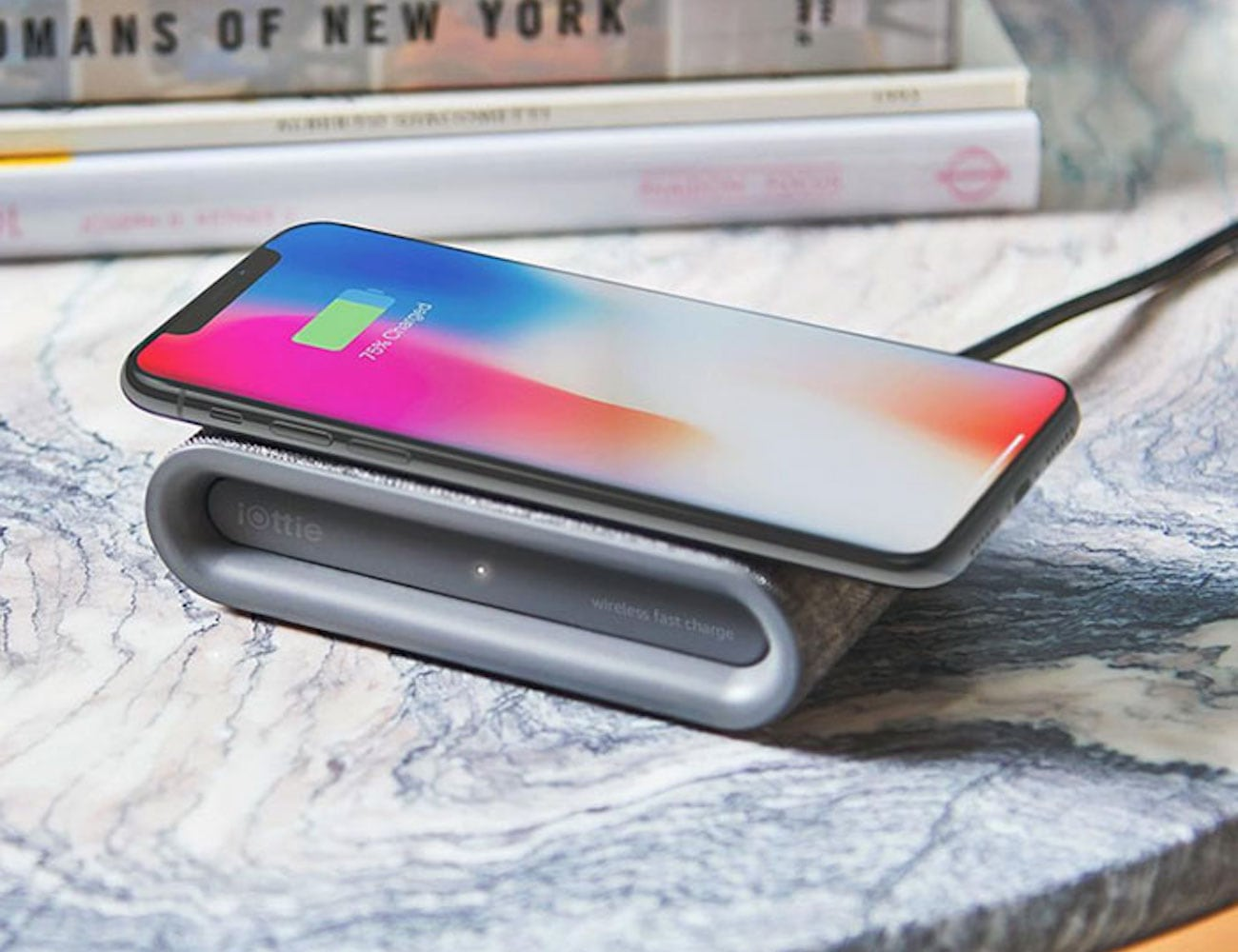 iOttie iON Wireless Plus USB-C Fast Charging Pad