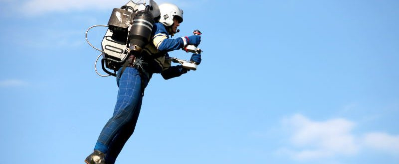 Will we ride jetpacks in our lifetime?
