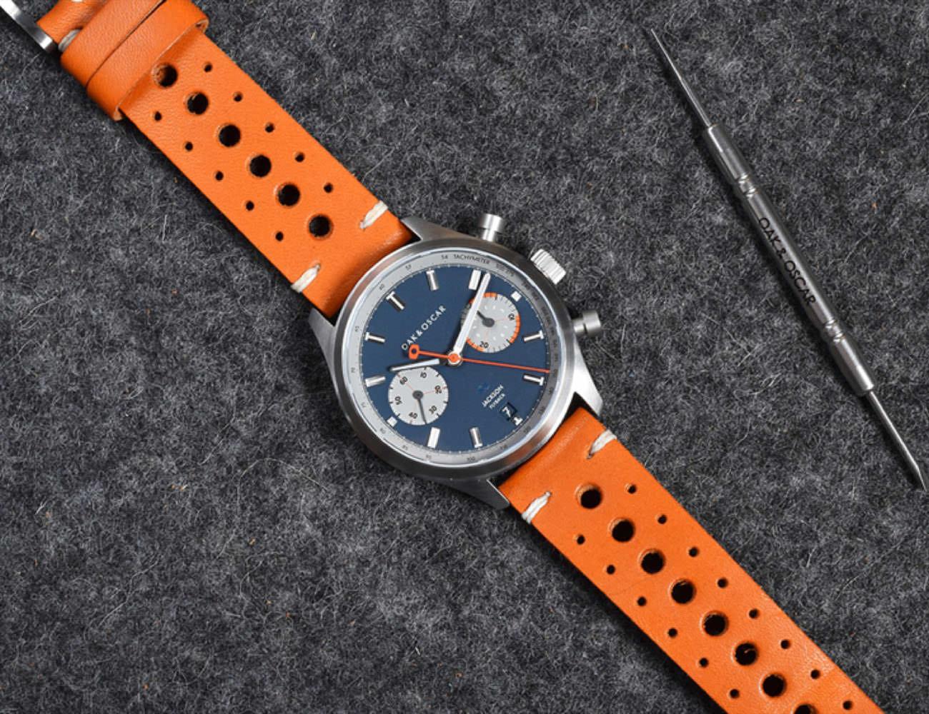 Oak & Oscar Jackson Limited Edition Chronograph Watch