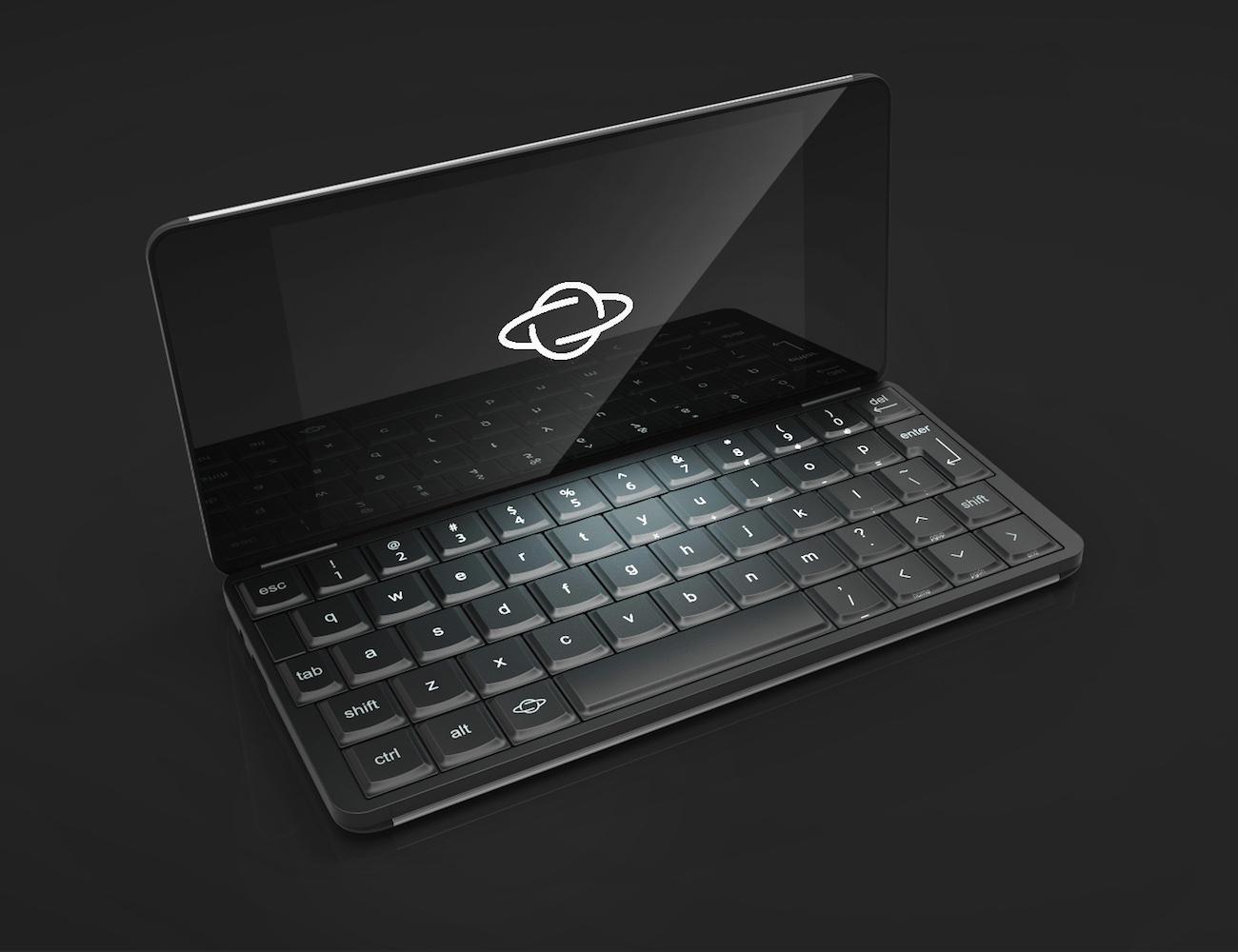 Planet Computers Gemini Mini Android Laptop