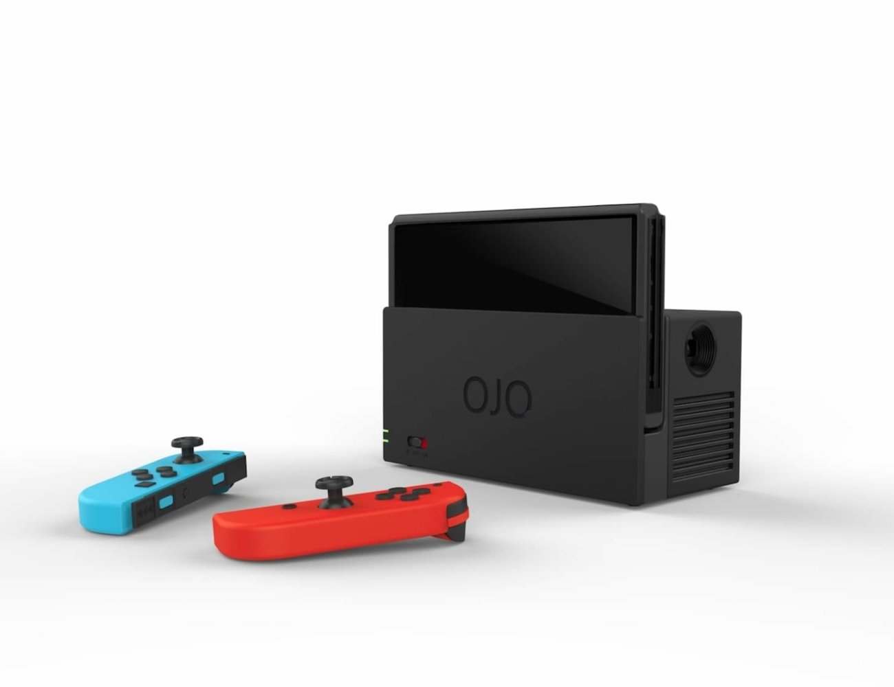 OJO Portable Nintendo Switch Projector
