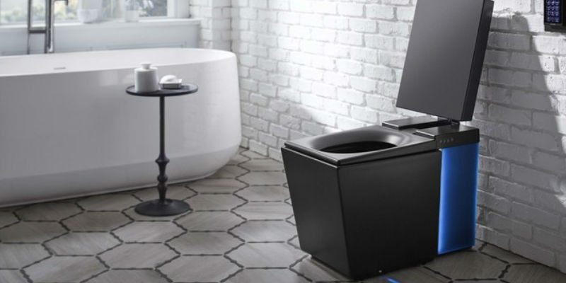 Automatic Luxury Toilets from Kohler