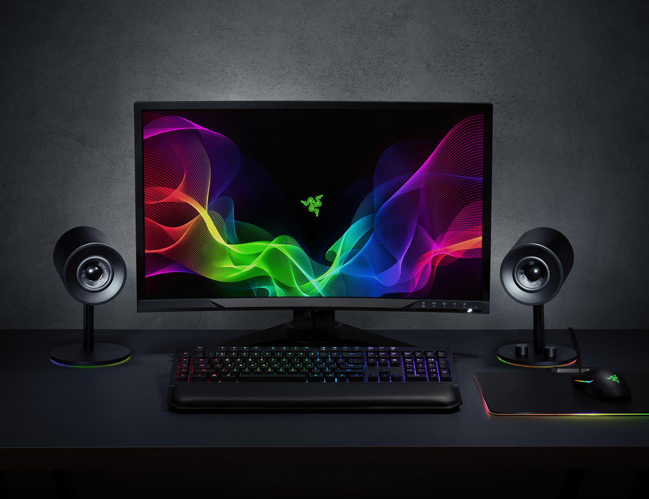 Razer Nommo PC 2.1 Gaming Speakers