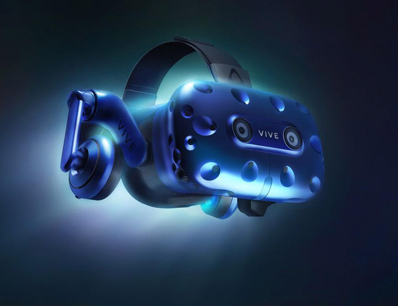 New+HTC+Vive+Pro+Virtual+Reality+Headset