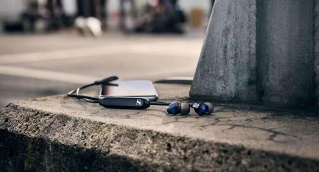 Sennheiser CX 6.00BT Lightweight Earbuds