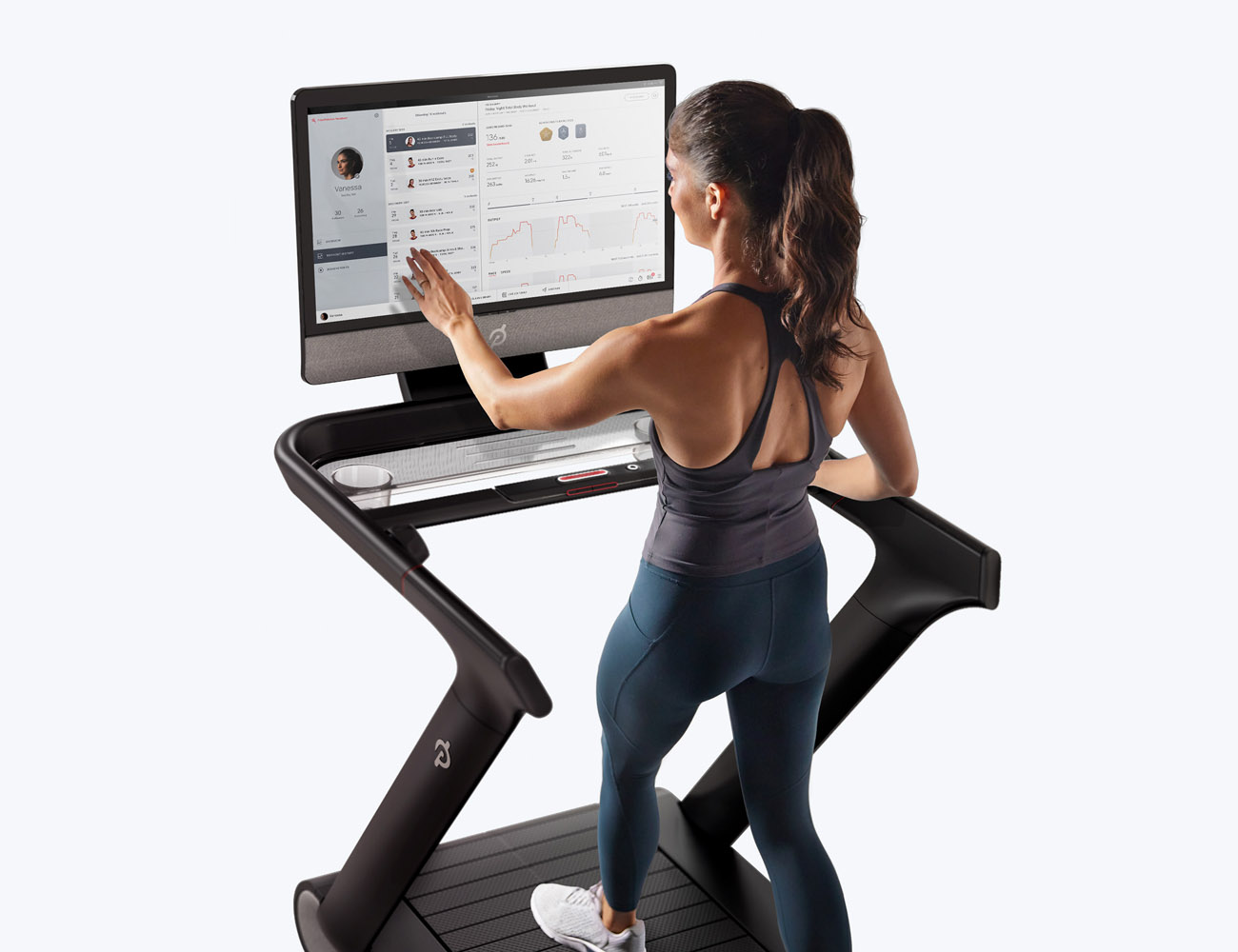 Peloton Tread Smart Indoor Exercise Machine