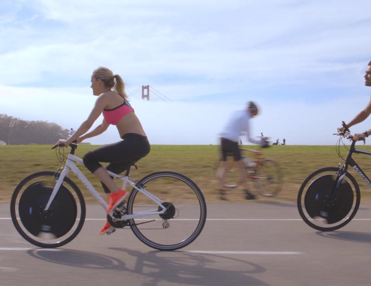 Electron Wheel 2 Smart Powered Bicycle Wheel