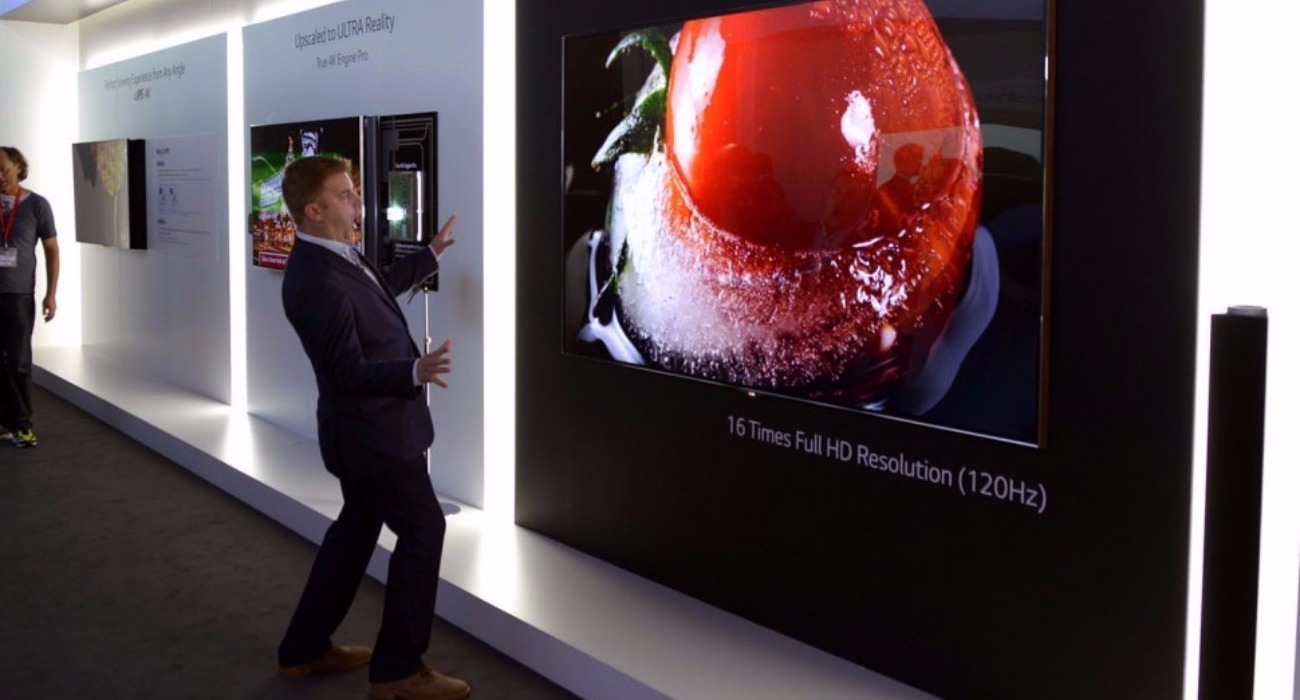 Smart TVs Are About to Get Pretty Awesome in 2018
