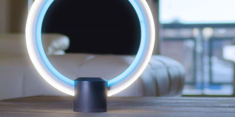LED Lamp with Alexa