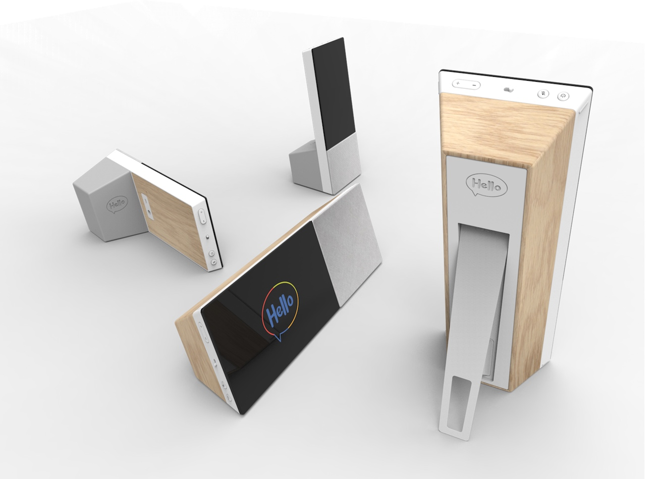 ARCHOS Hello Google Assistant Smart Display