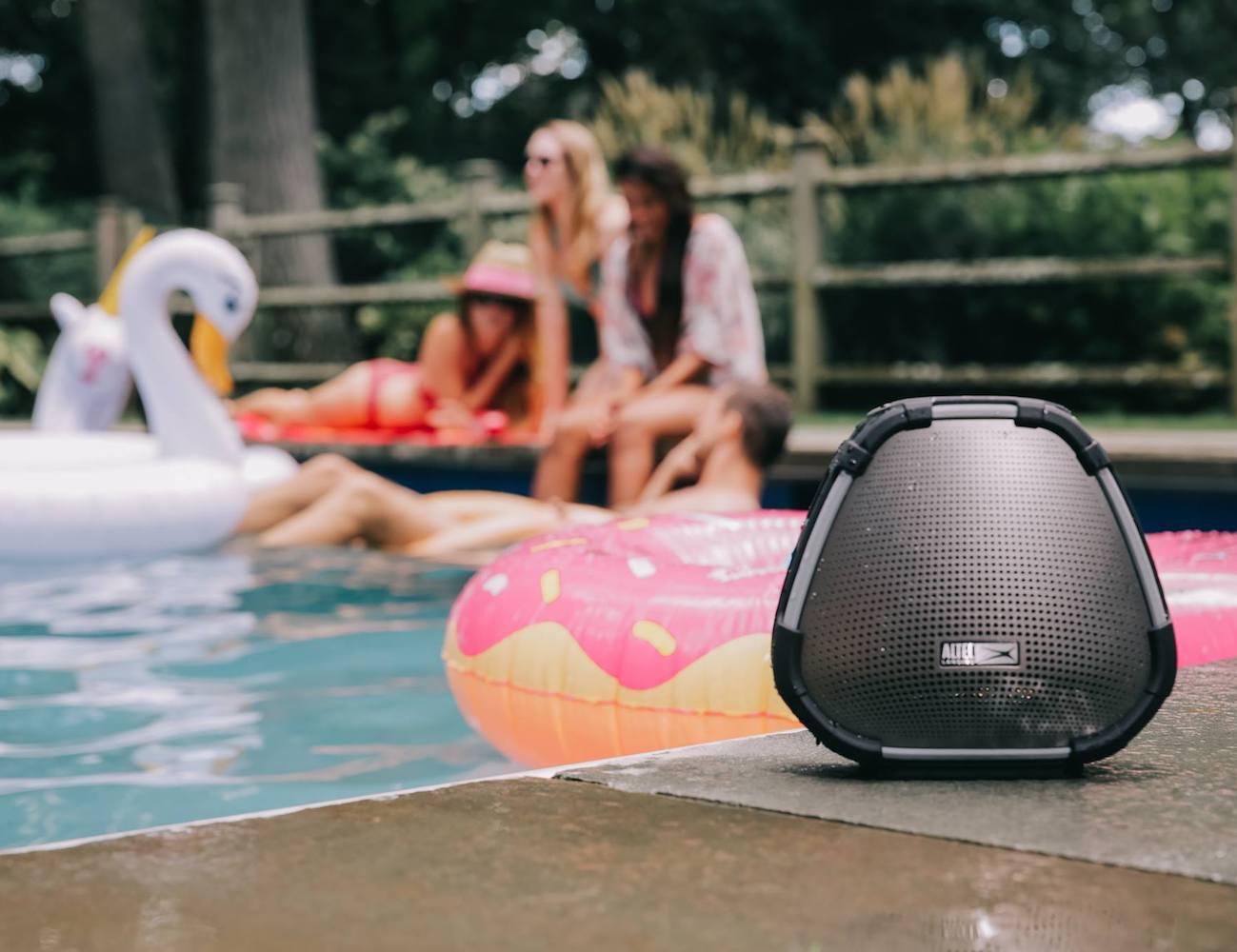 Altec Lansing VersA Smart Portable Bluetooth Speaker