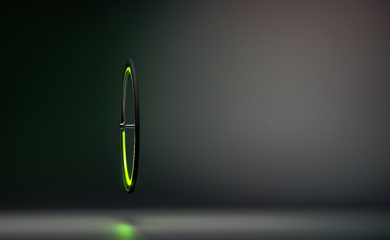 Arara Battery-Free Bicycle Lights