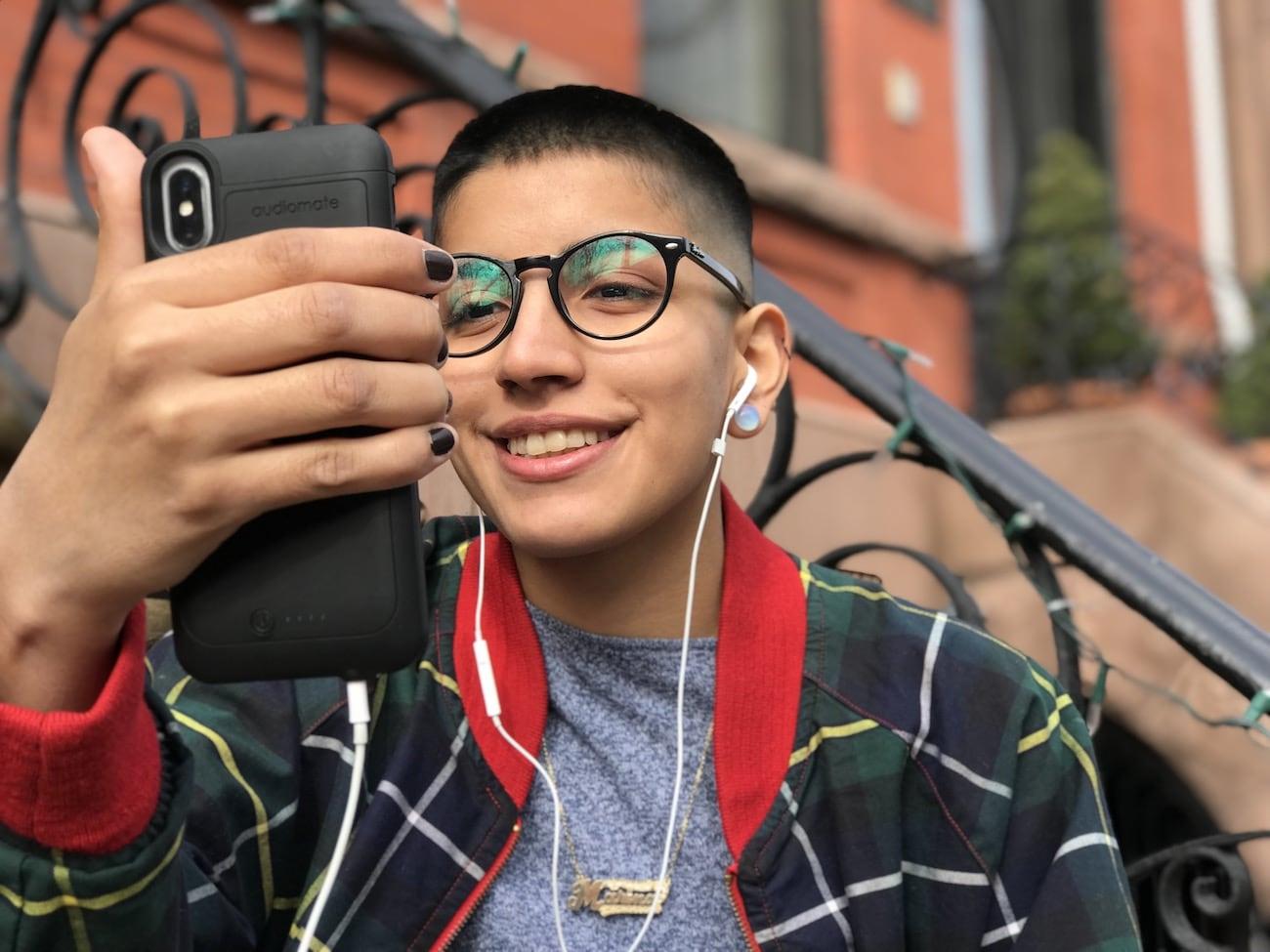 AudioMod iPhone Audio Jack Battery Case