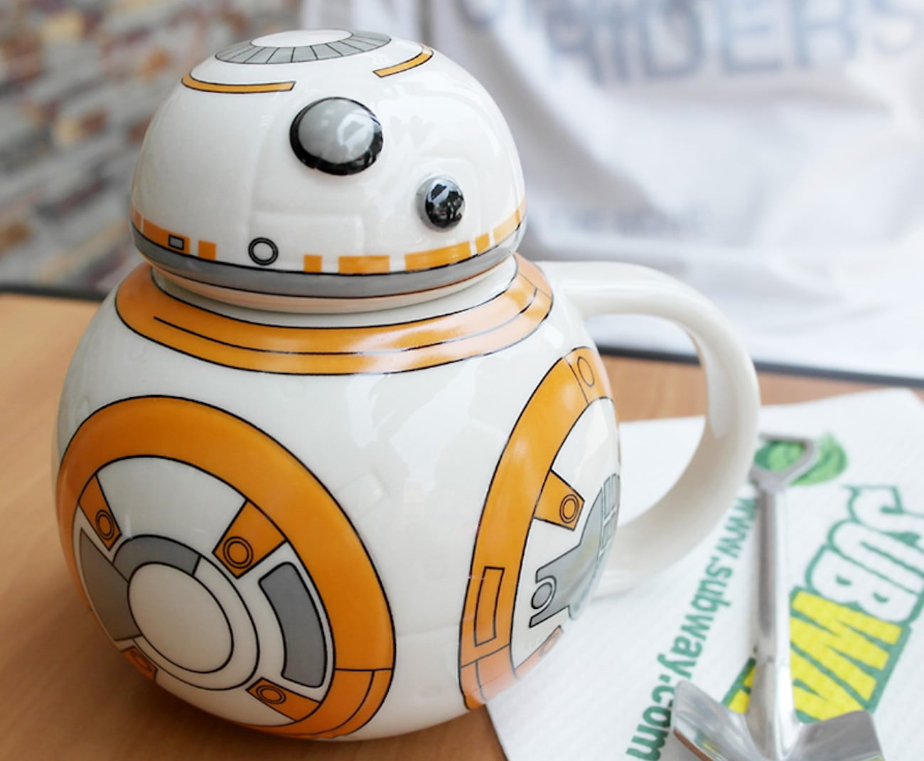 BB-8 Coffee Mug