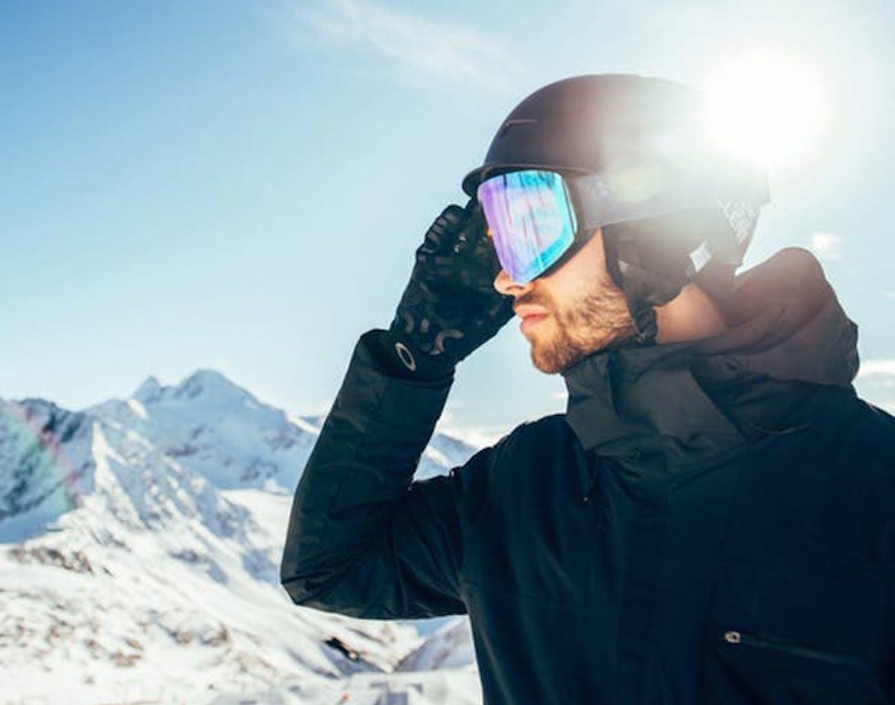 Blueprint Eyewear BSG3 Interchangeable Lens Snow Goggles