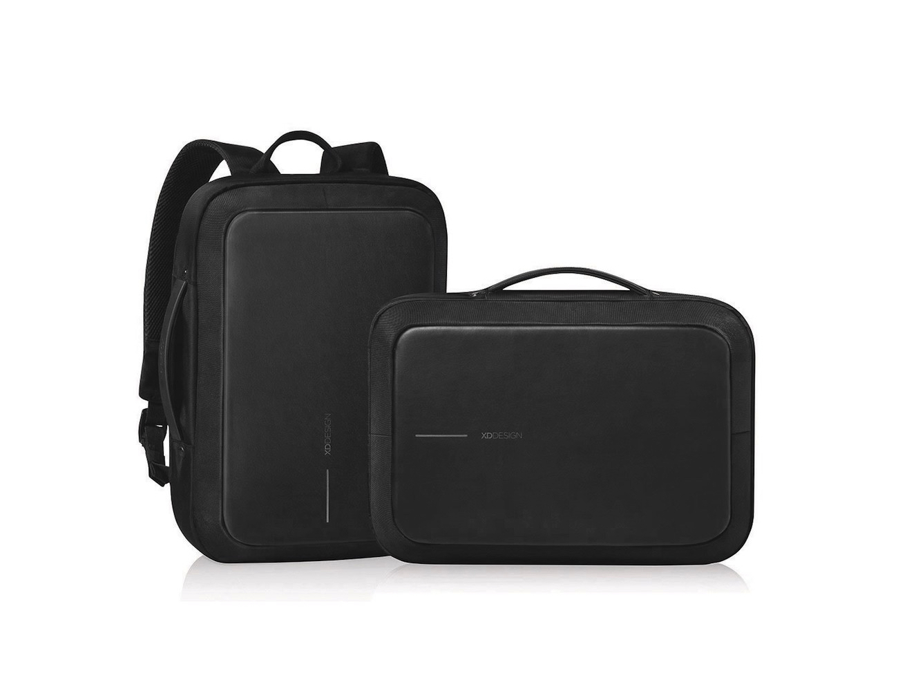 Bobby Bizz Anti-Theft Dual-Function Backpack