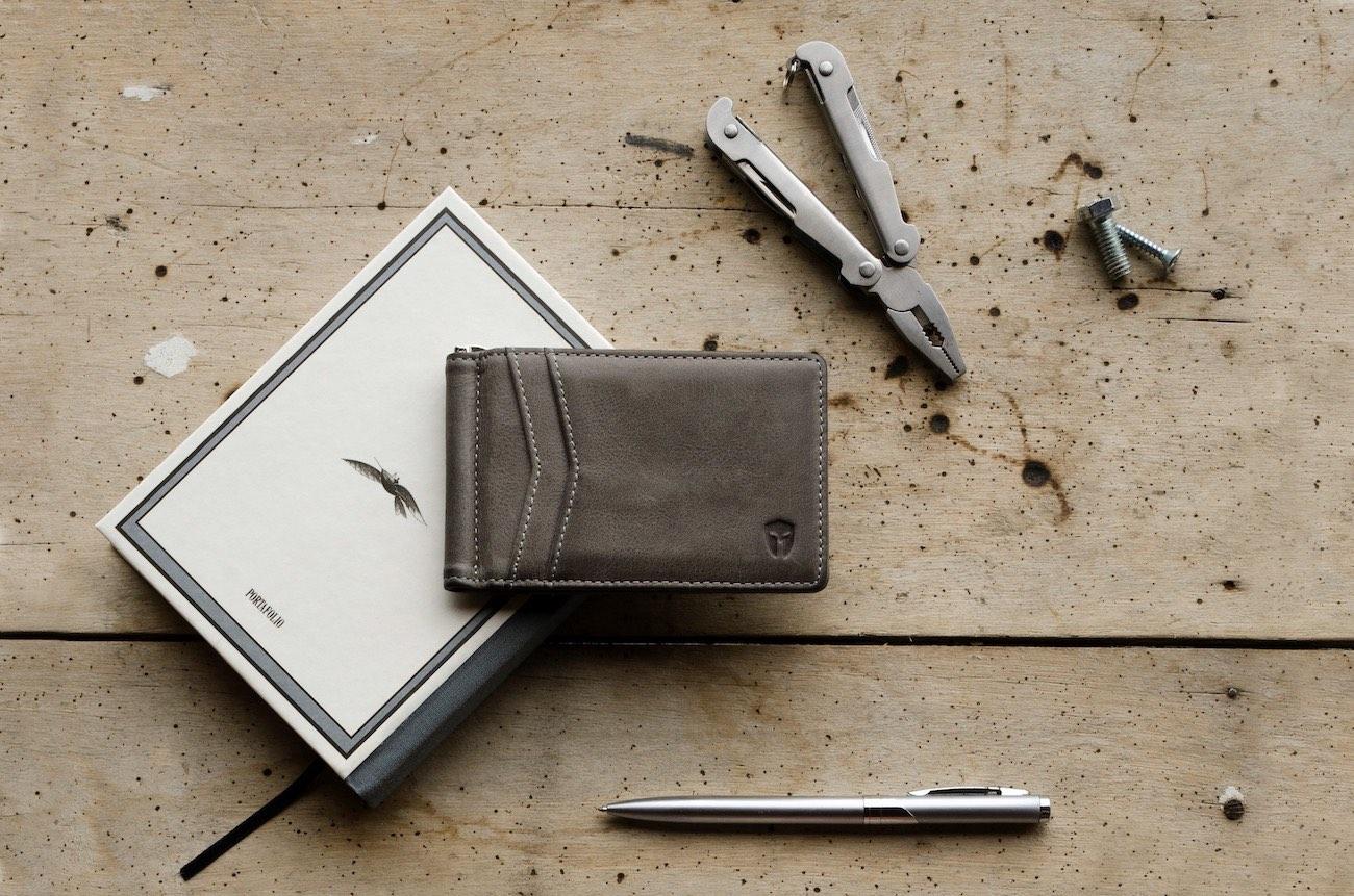 Bryker Hyde Quick Draw Minimalist Wallet