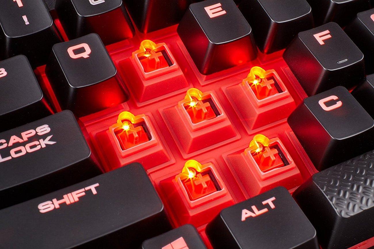 CORSAIR K68 Mechanical Gaming Keyboard