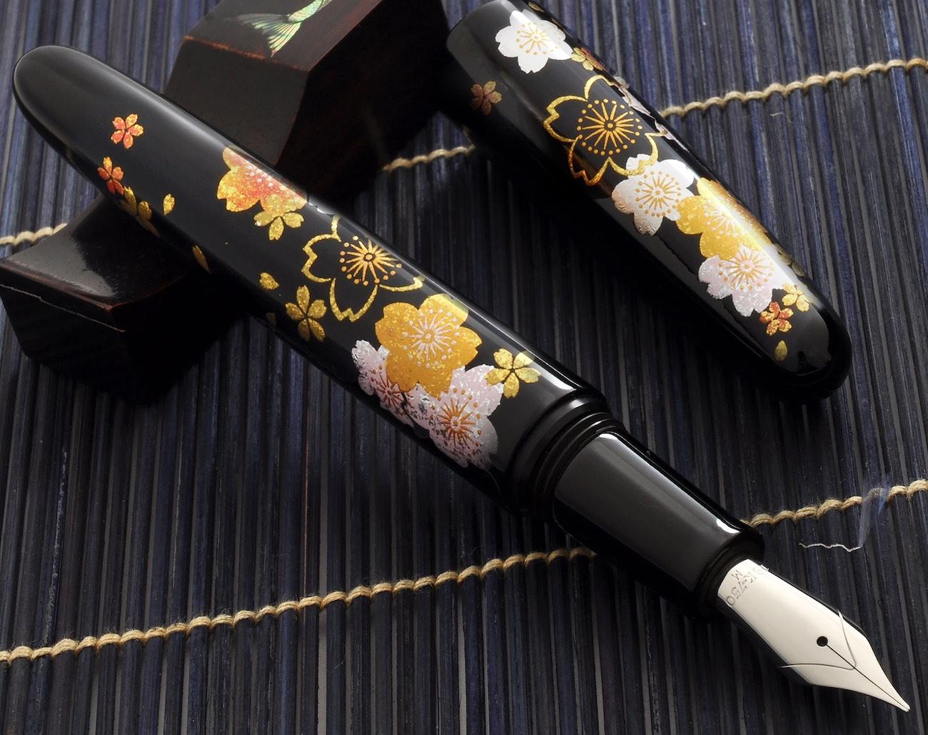 Dream Pen Japanese Ebonite Fountain Pen