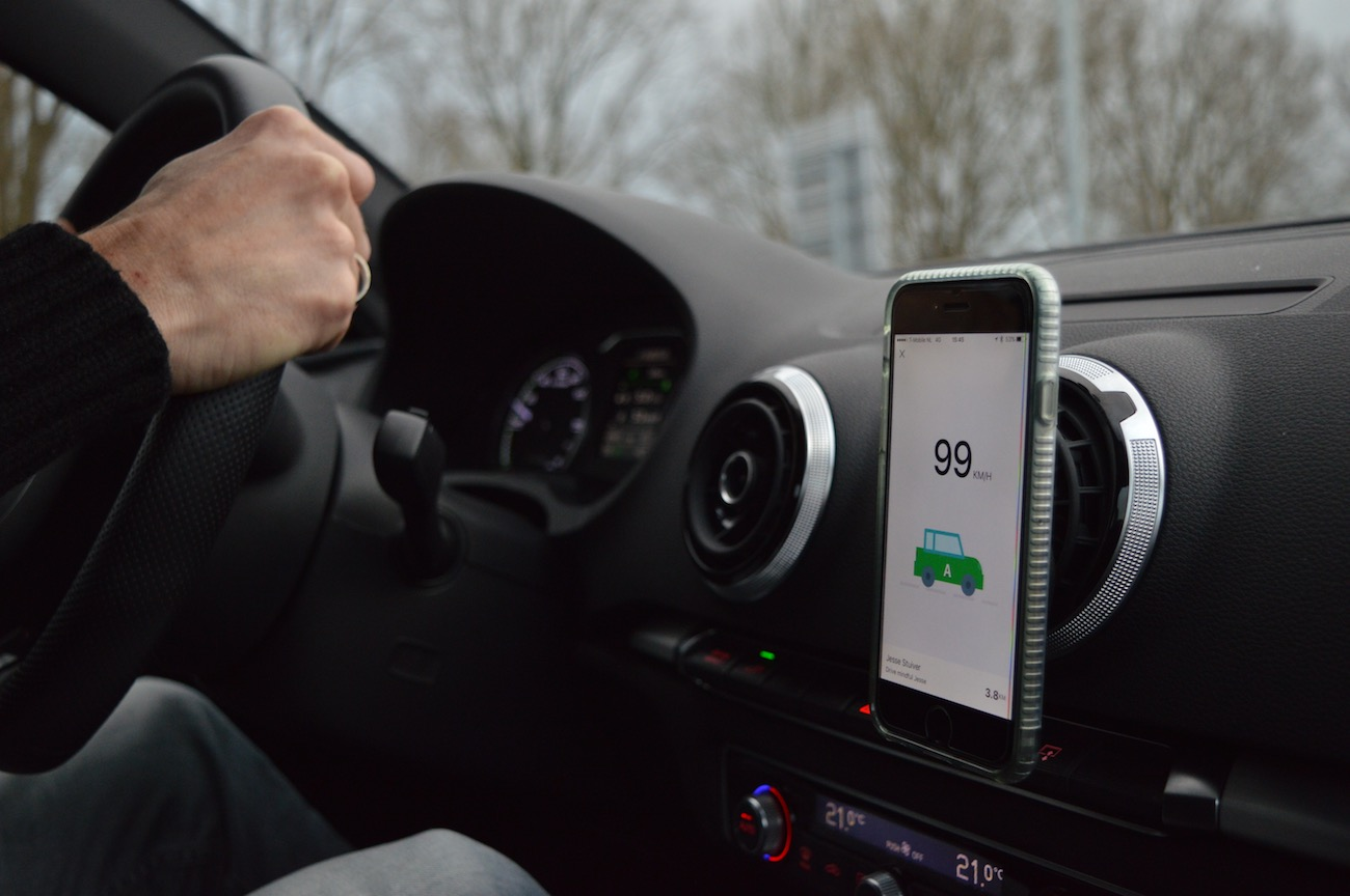 DriveTag Energy Efficient Driving Device