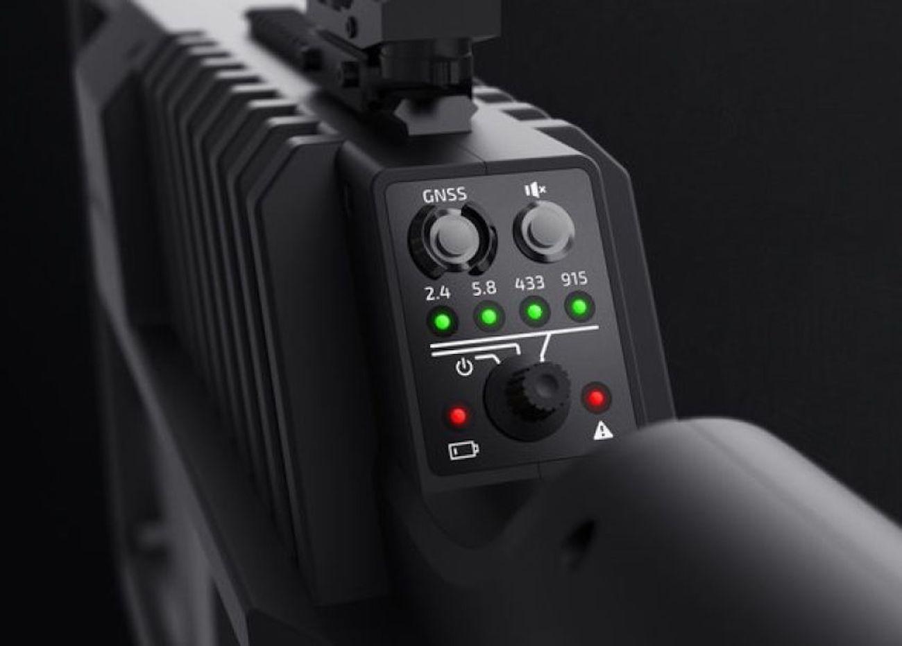 DroneGun Tactical Portable Drone Jammer
