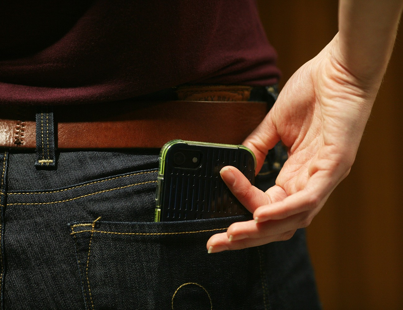 Firefly Super Antenna iPhone Case