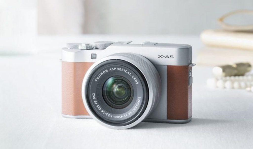 Fujifilm+X-A5+Mirrorless+Digital+Camera