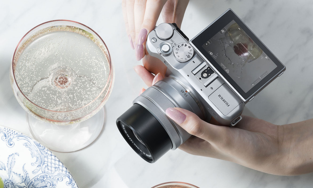 Fujifilm X-A5 Mirrorless Digital Camera