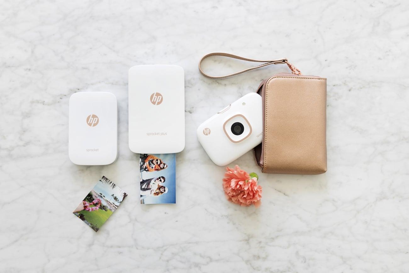 HP Sprocket Mobile Photo Printer