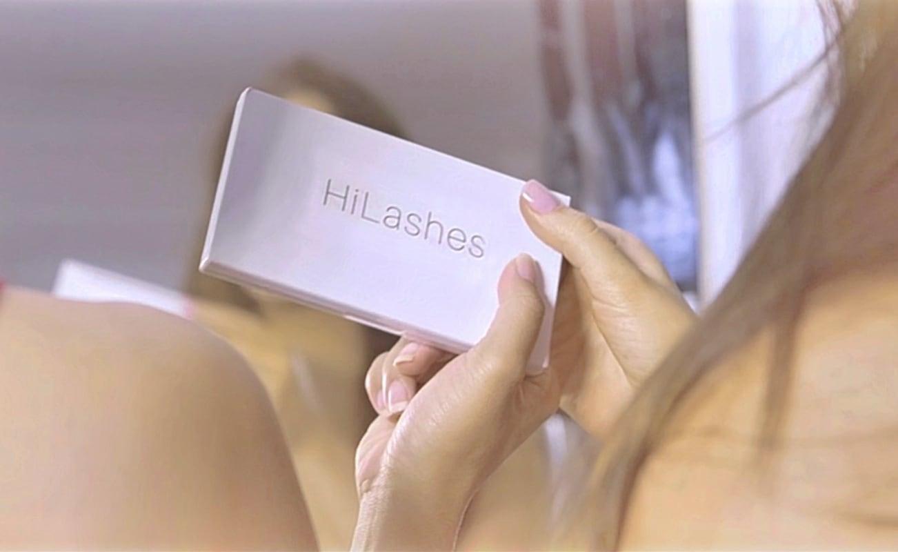 HiLashes Magnetic Eyelashes