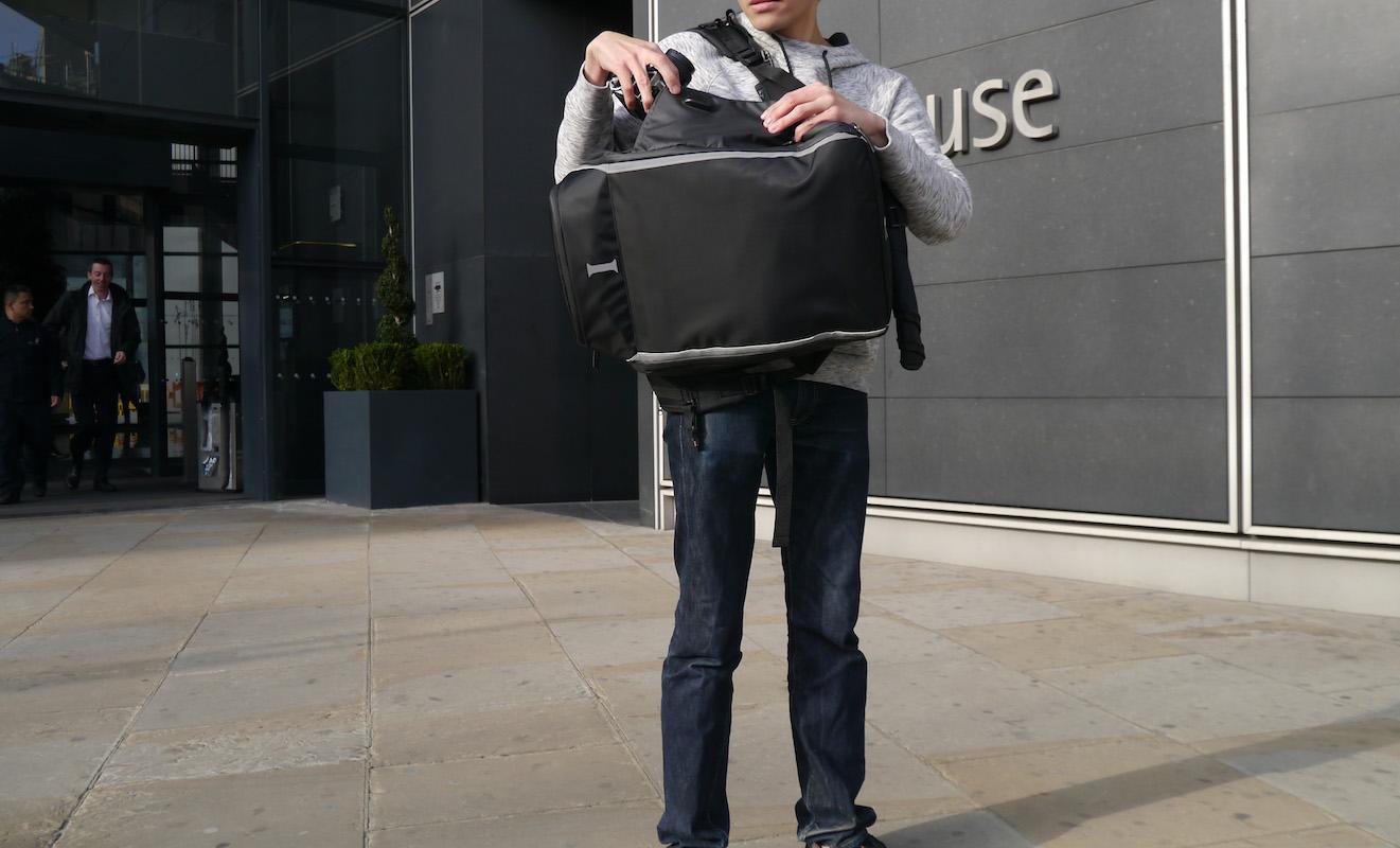Instinct Modular Packing System Backpack 187 Gadget Flow