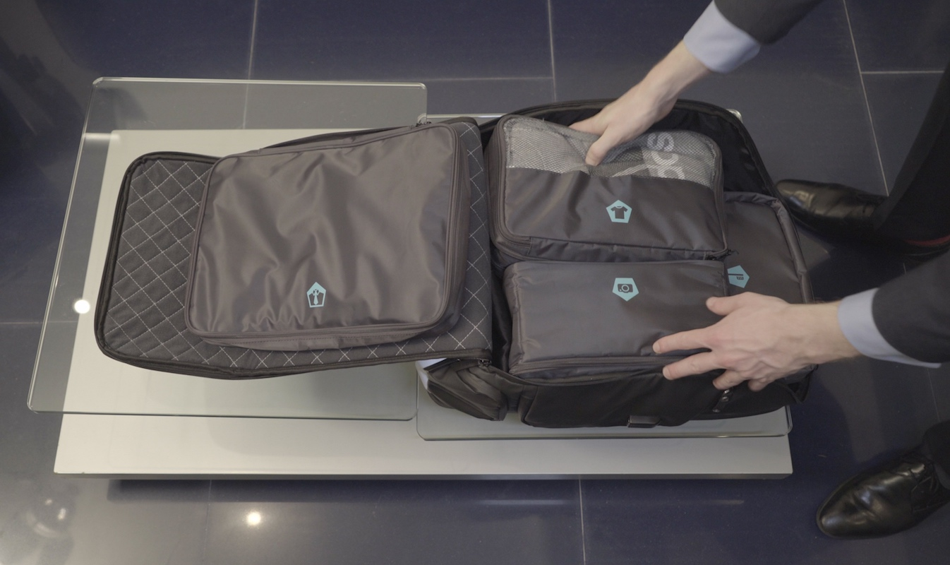 Instinct Modular Packing System Backpack