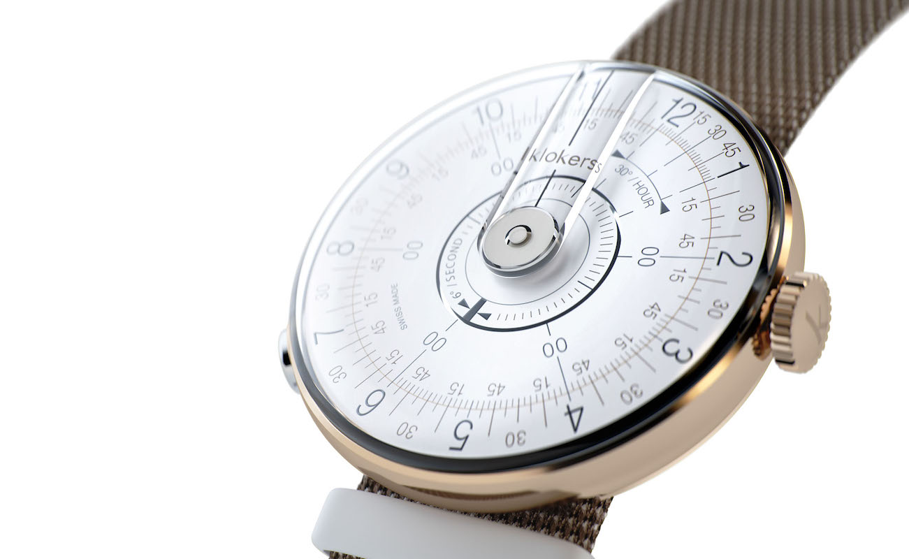 KLOK-08 Retro Style Unisex Watch