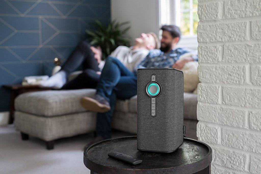 KitSound+Voice+One+Alexa+Smart+Speaker