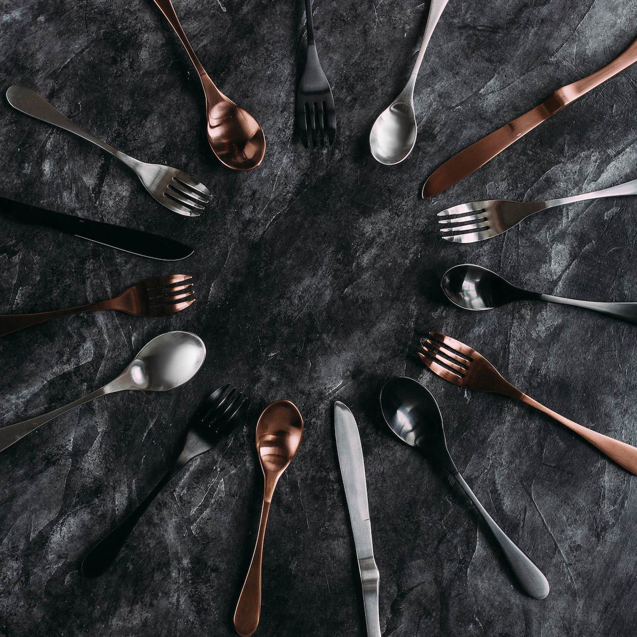 Knork Innovative Flatware Sets