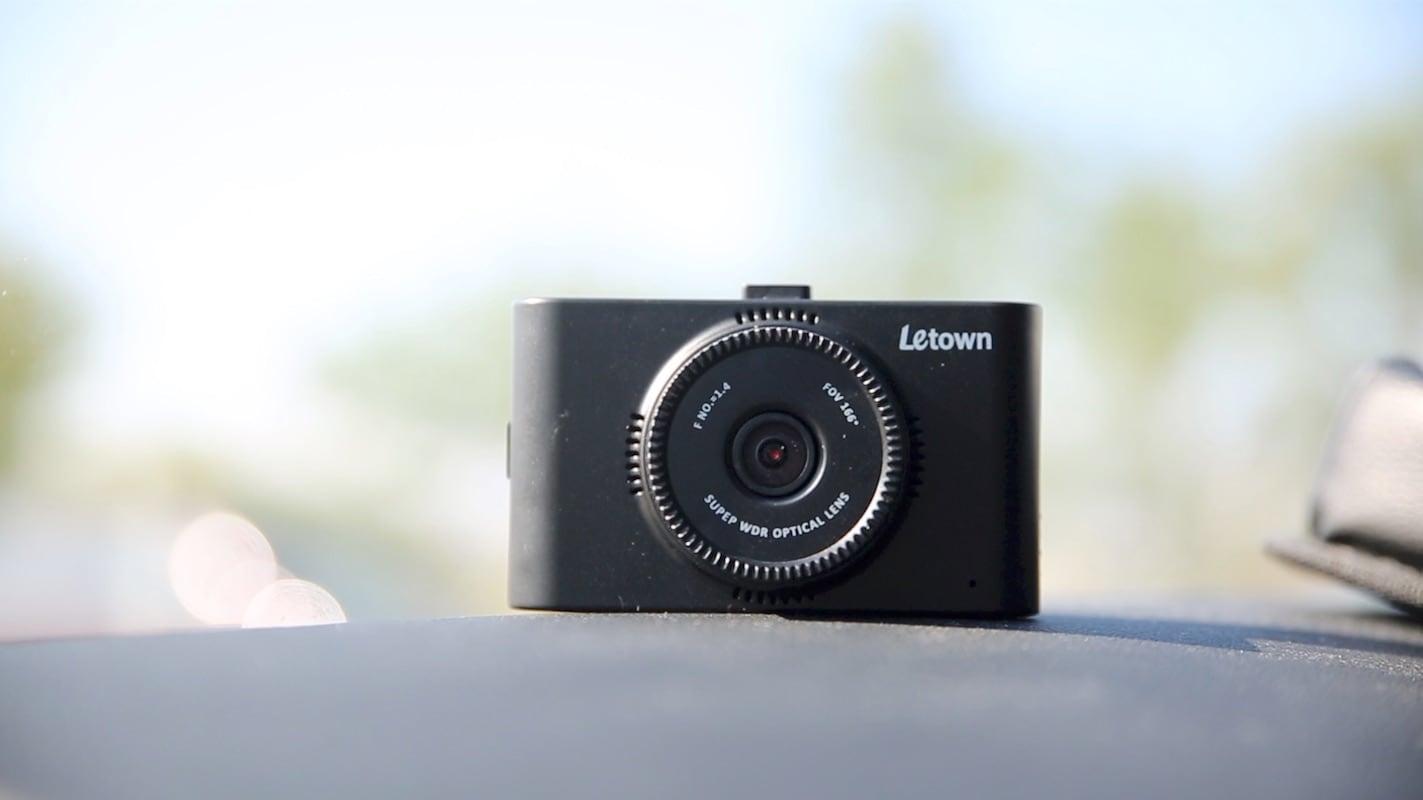 Letown LT9 Smart Modular 4K Dash Cam