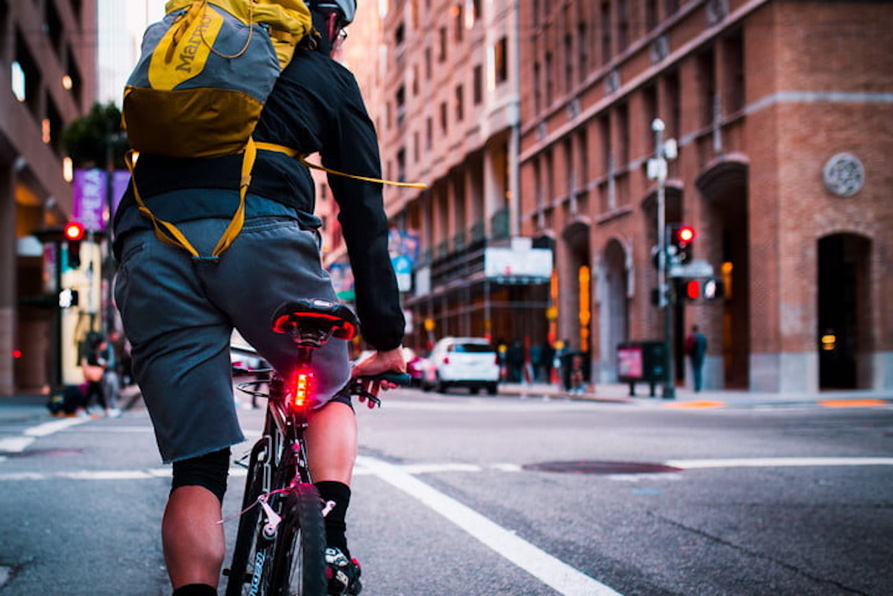 Lucnt SRL1 Smart Bike Tail Light