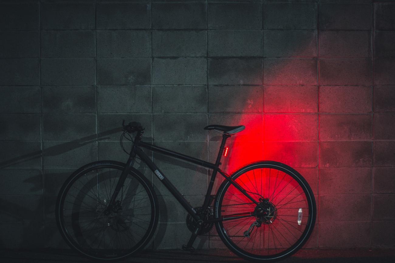 Lucnt SRL1 Smart Bike Tail Light