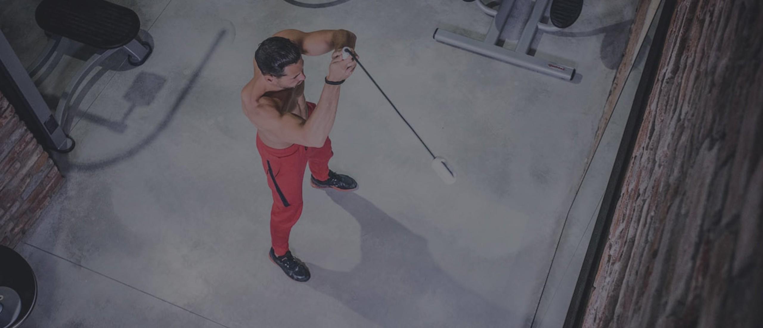 MARRKO CORE Complete Core Workout