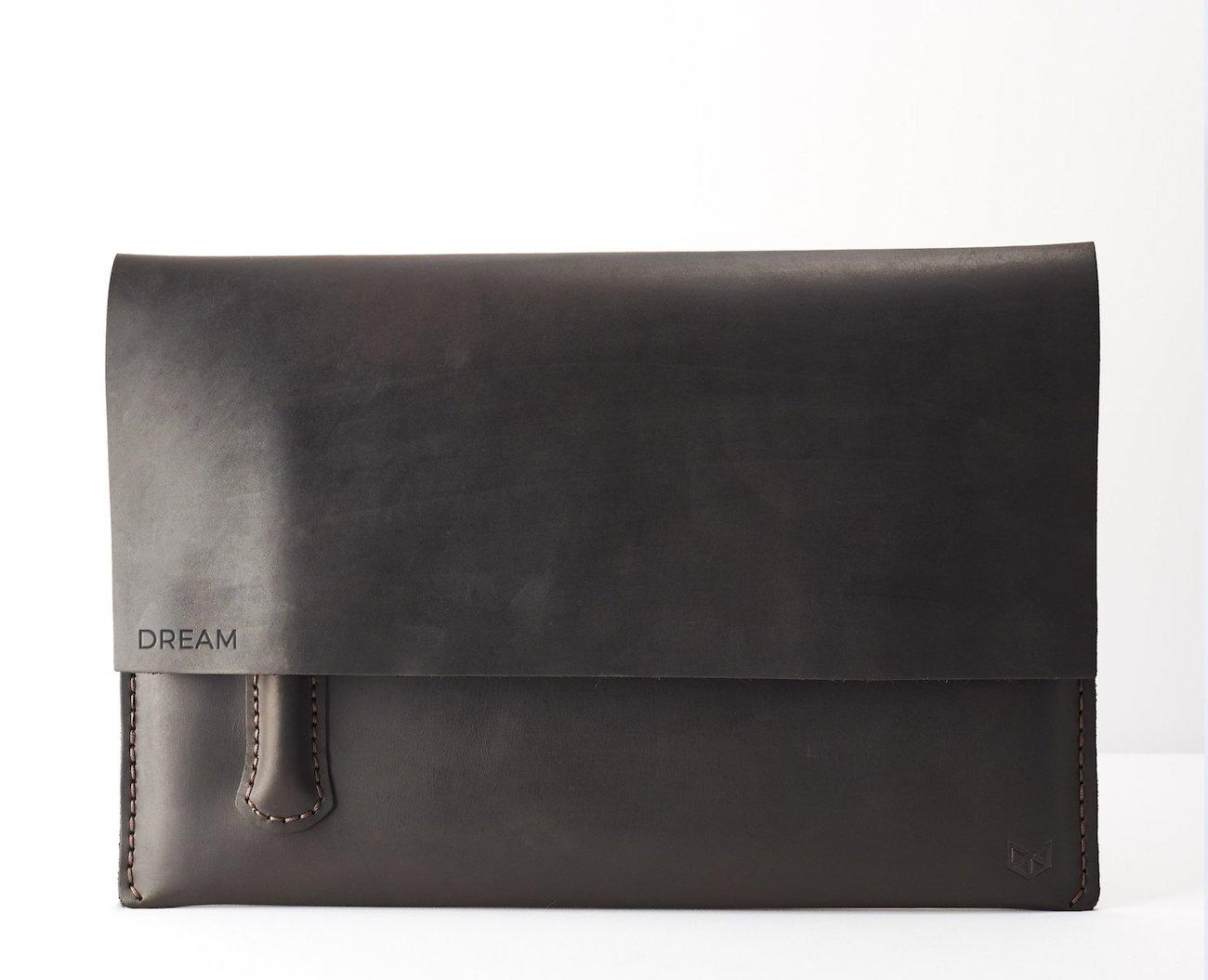 Marron Draftsman 2 Leather iPad Case