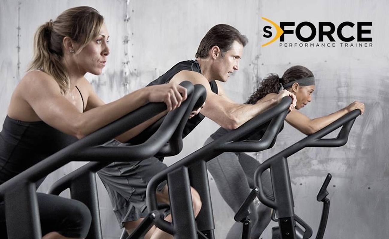 Matrix S-Force Non-Folding Performance Trainer