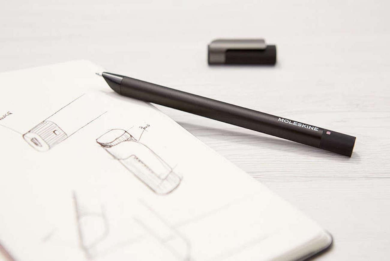 Moleskin Pen+ Ellipse Smart Pen