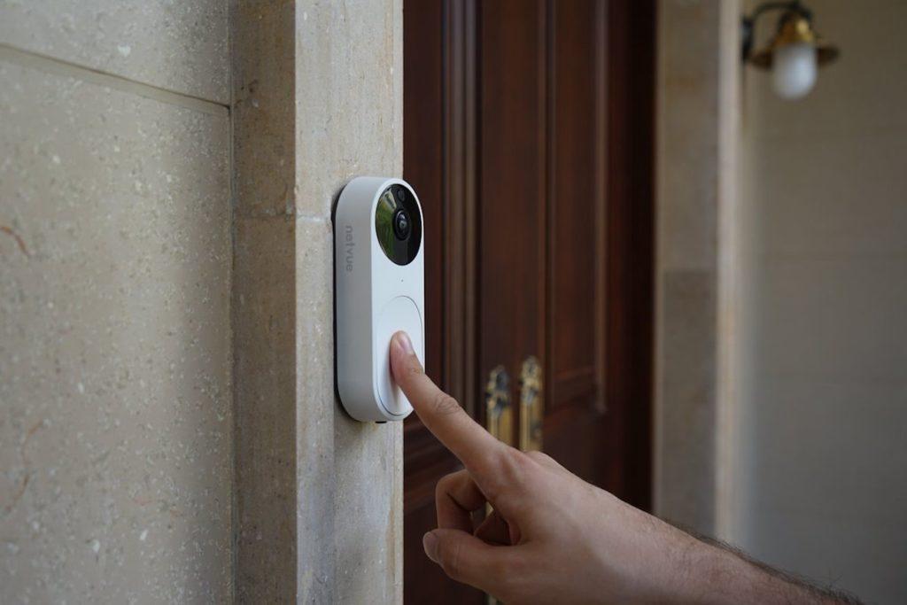 Netvue+Belle+AI+WiFi+Doorbell