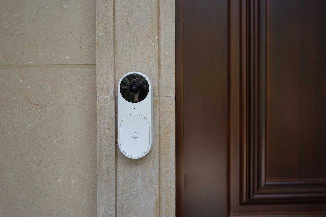 Netvue Belle AI WiFi Doorbell