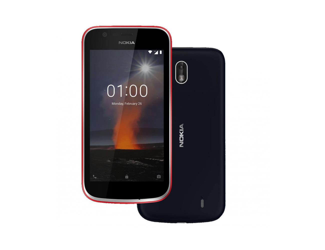 Nokia 1 Android Oreo Smartphone » Gadget Flow