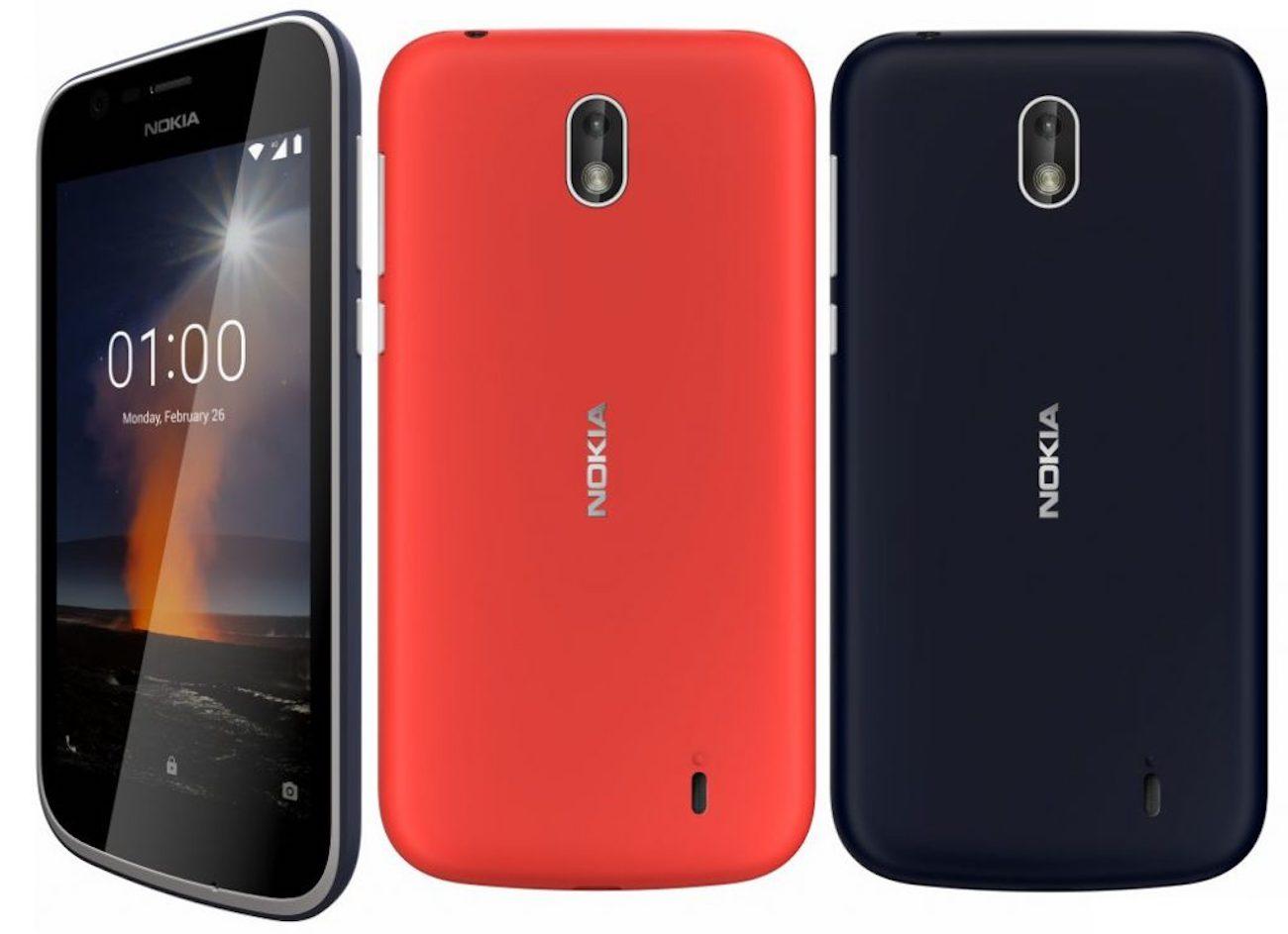 Nokia 1 Android Oreo Smartphone