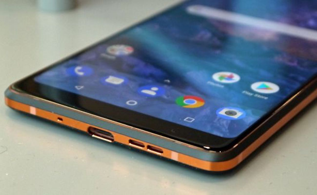 Nokia 7 Plus Android One Smartphone