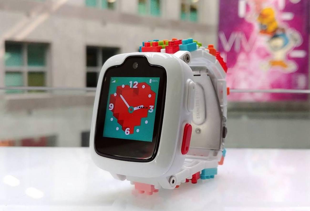 Omate x Nanoblock Kids Smartwatch
