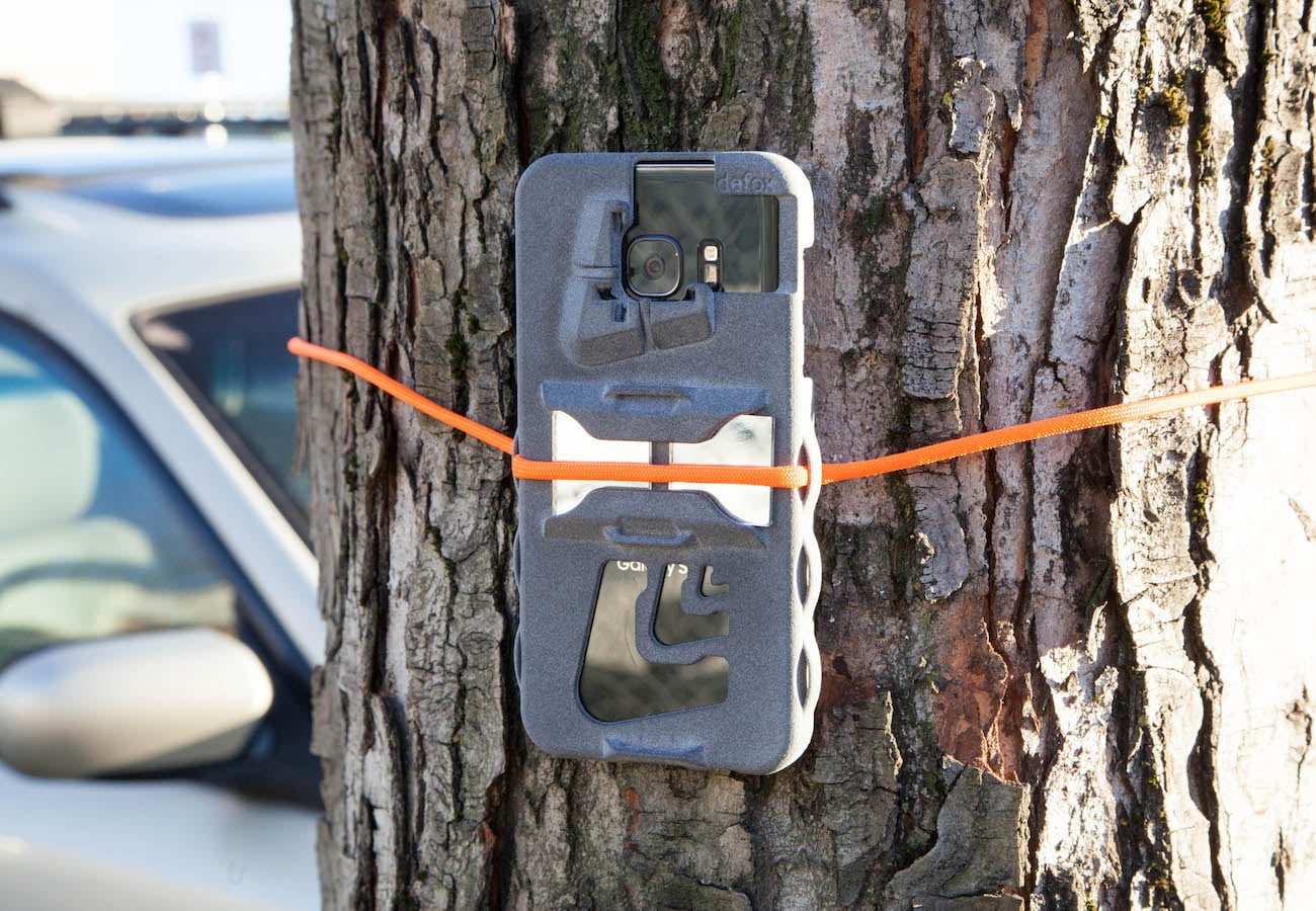Periscope Smartphone Action Camera Case