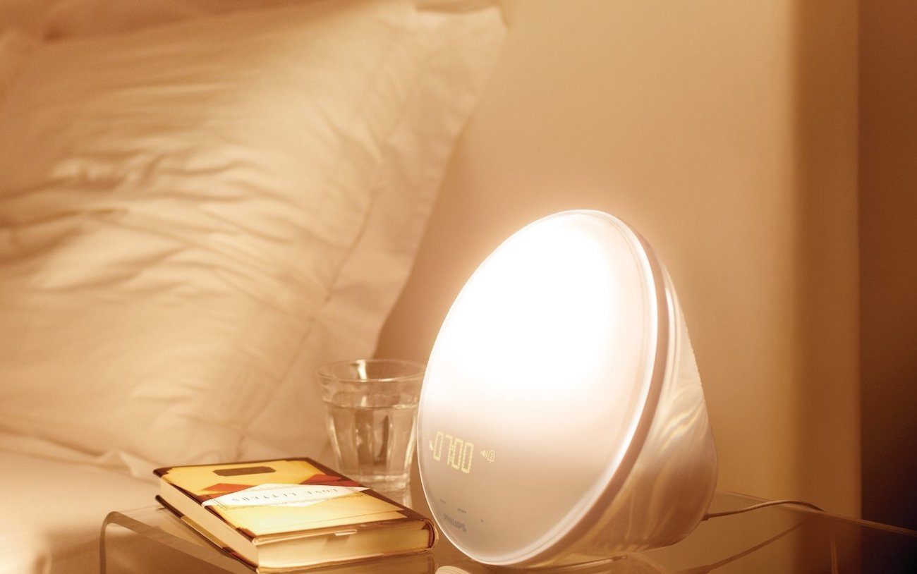 Philips Somneo Sleep and Wake-Up Light